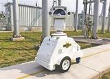 电力系统巡检无人机充电